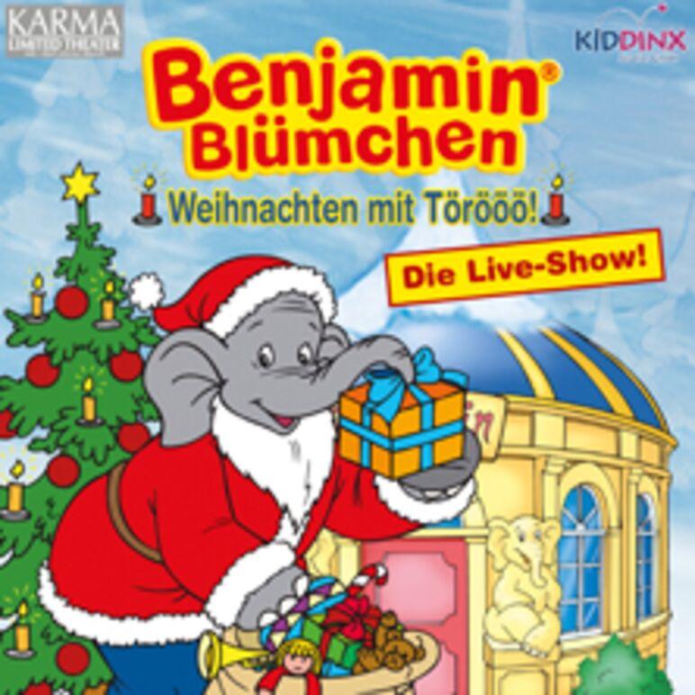 TICKETS :: BENJAMIN BLÜMCHEN, Di, 27.11.2018 - Do, 27.12.2018