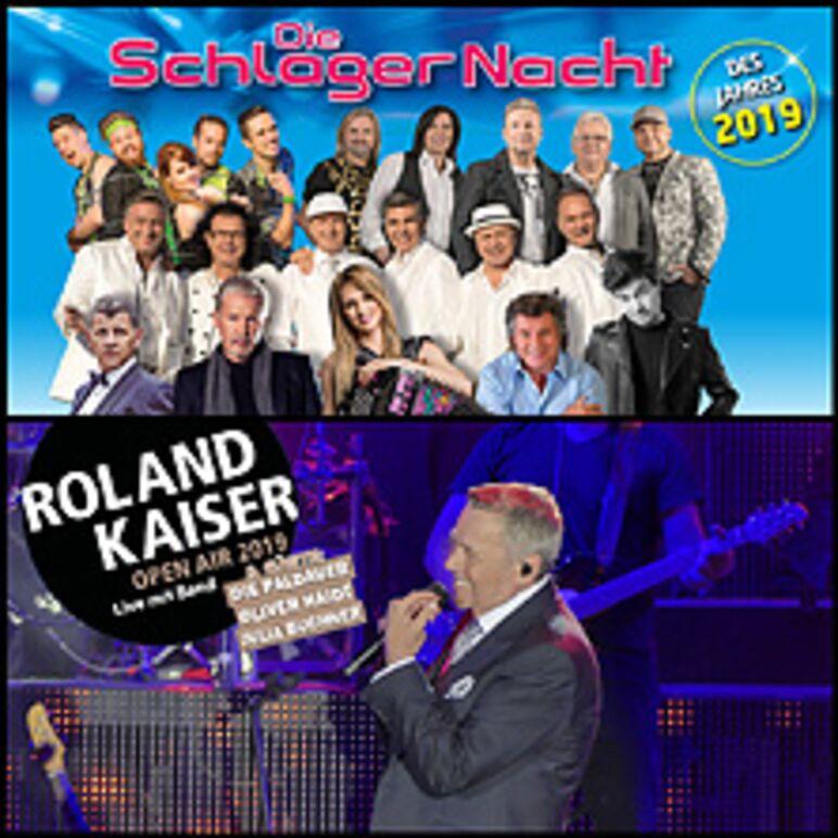 Tickets Kombiticket Schlagernacht Am Neusiedlersee Roland