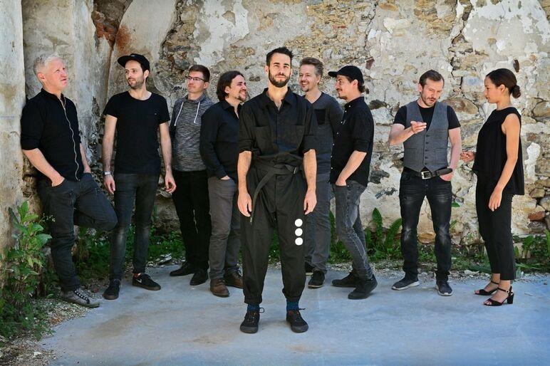 Manu Delago Ensemble (c) Chri Strassegger