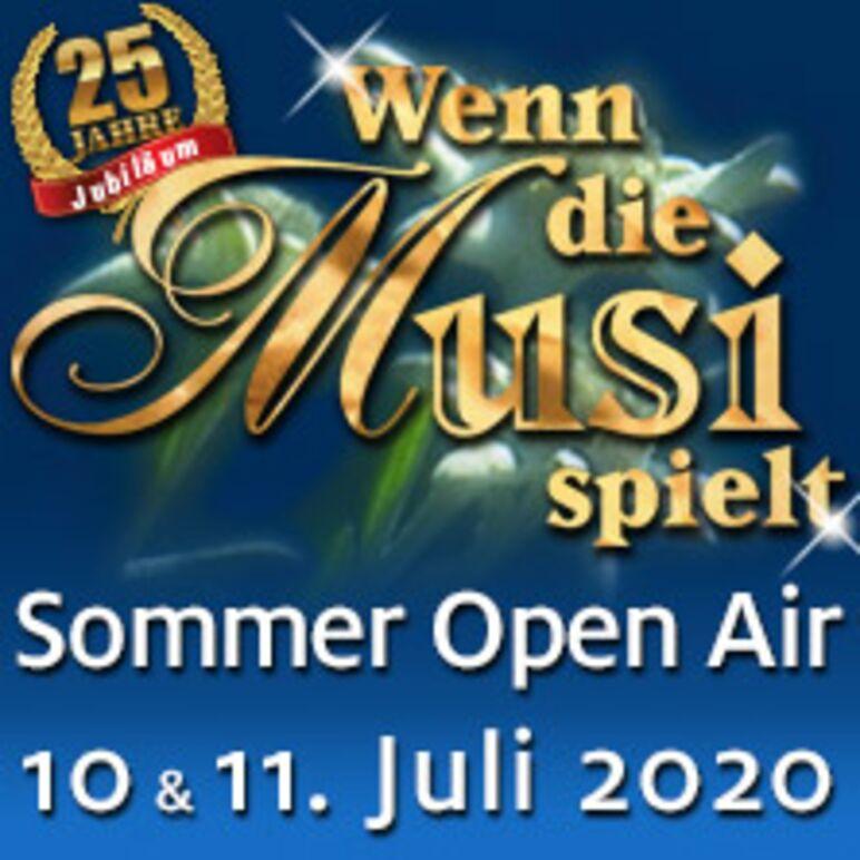 Open Air Bad KiГџingen 2020